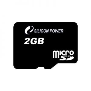 MicroSD 2GB Silicon Power (no adapter) ― Dr.Mobil