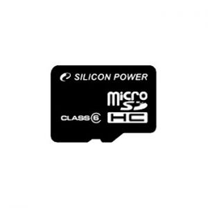 MicroSDHC 4GB Silicon Power  (без адаптера) ― Доктор Мобил